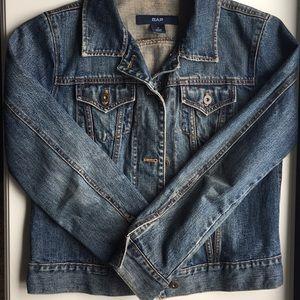💙Gap denim jacket